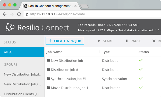 How to Synchronize Servers and Files   Resilio Connect